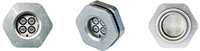 DHD4332 - Large Humidity Indicator Plug 4 Levels