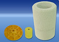 Molded & Immobilized Desiccant